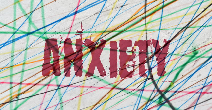 Is anxiety more common in males or females?