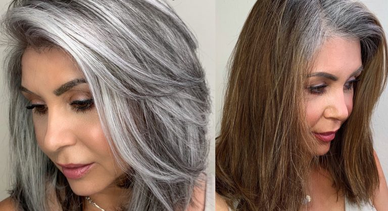 Struggling To Deal With Grey Hair?
